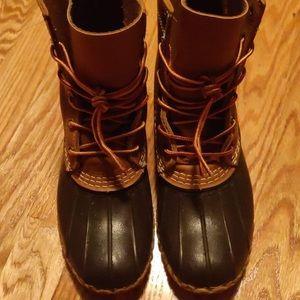 L. L. Bean boots women's size 7